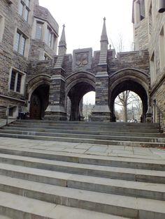 Princeton University in Princeton, New Jersey.
