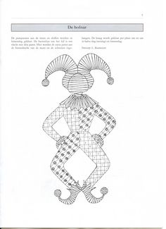 Minták, patronen, patrones, prickings - Marcsi Vekerdy - Álbumes web de Picasa Bobbin Lace Patterns, Lacemaking, Parchment Craft, Point Lace, Needle Lace, Irish Crochet, Coloring Pages, Projects To Try, Creations