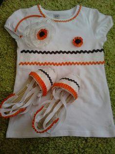 Alpargatas y camiseta