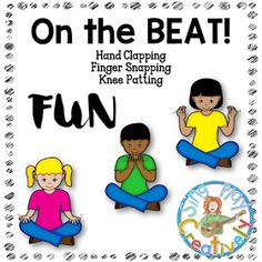 SING-PLAY-CREATIVELY: MONDAY TEACHER MAGIC: HAND CLAPPING PARTNER ACTIVITIES