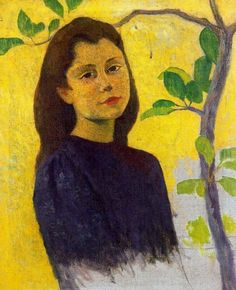 Jeune Fille by Aristide Maillol (French, 1861-1944)