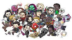 For Happy Ending of Avengers : Infinity war…..PLZ MARVEL