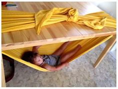 Planting-Happiness-Under-the-Table-Kids-Hammock