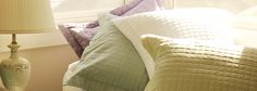 Comphy Products For Your Home. Slept on these sheets at a B&B and fell in love! Super soft and comfortable to the touch.