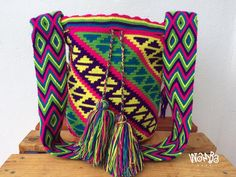 #wambabags #handmade #colombian #womensbag #boho #fashion #moda #chic #womensfashion #wayuulovers #wayuubag #colors #unique #trendy #bag #style #bolsas #tejido #colombia #musthave #hechoamano #artesania #tejidoartesanal #playadelcarmen #tulum #cancun #cozumel #guadalajara #puebla