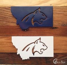 Texas State San M Bobcats #5 NCAA College Vinyl Sticker Decal Car Window Wall