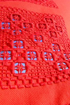 Hardanger tablecloth 2 | Flickr: Intercambio de fotos
