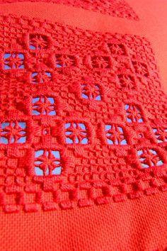 Hardanger tablecloth 2 | Flickr: Intercambio de fotos