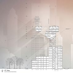 James Leng: Air Ops is a project about re-envisioning zoning and energy-use in a post-Hurricane Sandy Manhattan.