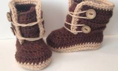 Craft Passions: Winter boots# Free #  crochet  link here     DISCL...