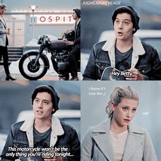bughead pregnant au - Google Search Riverdale Quotes, Riverdale Funny, Bughead Riverdale, I Love To Laugh, Relationship Goals, Tv Shows, Lili Reinhart, Lol, Awesome Stuff