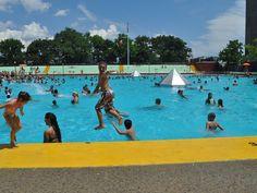 The city pool Garfield Rec Center