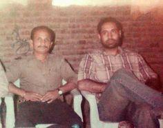 Ajay Sahota with Binnu Dillon