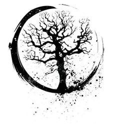 tribal tree in circle - Google Search