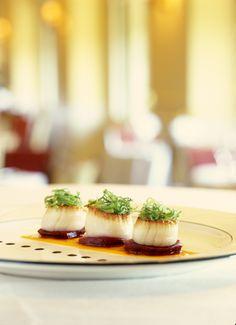 Enjoy Fresh Digby Scallops at our Nova Scotia Resort