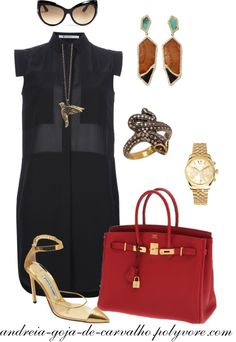 """""""SHOPPING IN MILAN"""" by andreia-goja-de-carvalho on Polyvore"""