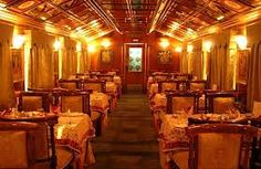 Palace on Wheels is a beautiful and adventurous train known as the famous Heritage train of India. The journey in this train rekindles the true spirit of the Royal Era. From the starting point of Delhi Cantt Railway Station the Royal ambience can be witnessed. The bright curtains, the chandeliers, the cozy sitting and the fresh air in the corridors revive the atmosphere.