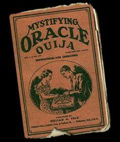 Mystifying Oracle Ouija