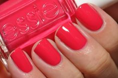 Essie...color is Watermelon. Love it. This is a perfect summer color♥