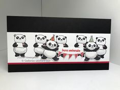 SCRAPATMOSPHERE, les ateliers créatifs de Catherine: Pandas festifs