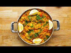 Meatless Paella