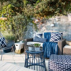 Image result for backyard colors mustard and blue