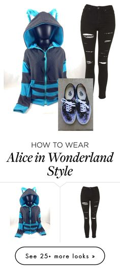 """Crazy Lazy Day"" by yourstylebae on Polyvore featuring Topshop and Vans"