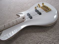 What bass do you consider to be the best looking bass you have seen on Talkbass ? there are some amazing looking instruments. Custom Bass, Custom Guitars, Guitar Chord Chart, Guitar Chords, Easy Guitar, Cool Guitar, I Love Bass, Music Machine, All About That Bass