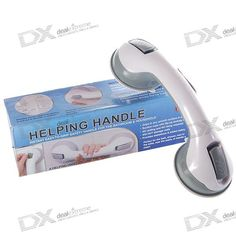 Bathroom and Household Suction Mount Safety Handle/Grip Bar