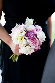 Pretty for a purple wedding!