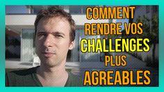 Comment RENDRE vos CHALLENGES plus AGRÉABLES (26/365) : https://www.youtube.com/watch?v=2AUwS7hb9YI&list=PLlNaq4hbeacQkrbmTc4XhdHgTdt7UZhRD :) #Challenge #Challenges #Abonnés #Vidéo #Par #Jour