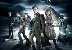 Doctor Who, because Matt Smith is awesome