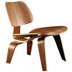 POLTRONA LOUNGE CHAIR WOOD BEGE - 5001