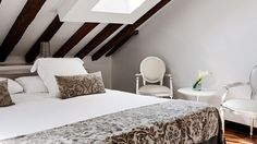 Junior Room #hotelhospesmadrid vossy.com