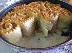 Ricetta Bouquet di lasagne ricce - Le Meraviglie di Cicetta
