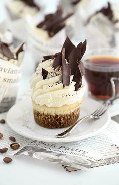 Tiramisu Cupcakes re