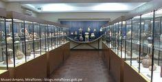Museo Amano en Miraflores exhibe culturas precolombinas.  Una hermosa colección artística de las culturas precolombinas del Perú es mostrada al público en el Museo Amano, una institución privada con 50 años de existencia, ubicada en el distrito de Miraflores, en Lima.
