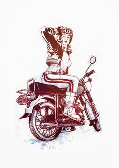 moped girls by stefan kowalczyk – Best Motorcycles Montessori Activities, Book Activities, Yamaha Rx100, Motorcycle Logo, Cafe Racer Girl, Toys For Girls, Cool Artwork, Cars And Motorcycles, Motorbikes