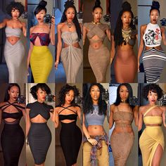 Look at these african fashion ideas 1704 Estilo Fashion, Fashion Moda, Look Fashion, Womens Fashion, Dope Outfits, Fashion Outfits, Fashion Trends, Fashion Clothes, Fashion Ideas