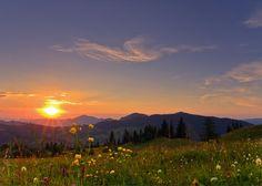 Sunset Story by lica20.deviantart.com on @DeviantArt