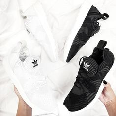 "4,826 Likes, 234 Comments - STYLERUNNER (@stylerunner) on Instagram: ""Comment below 👈 White or Black 👉 #stylesquad 👟 Featuring a Primeknit finish for a lightweight and…"""