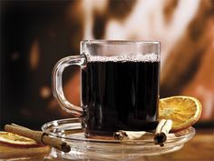 Шоколадный алкогольный пунш