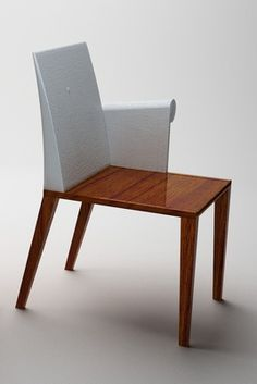 Asahy Easy Chair by Philip Stark, 3DMax Modeling