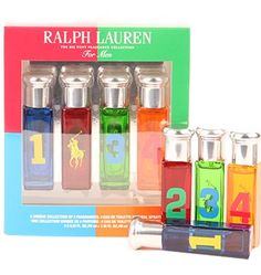RALPH LAUREN BIG PONY FOR MEN GIFTSET. 10Ml x 4. 395 SEK. Browse more here: http://www.parelle.se/sv/product/56366/big-pony-for-men-giftset #Sweden #ParelleCosmetics #Travel #100Ml #Beauty #Fragrances #Cosmetics #Ralphlauren