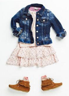 MANGO KIDS - SHOP BY LOOK
