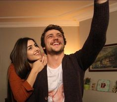 Turkish Women Beautiful, Turkish Beauty, Cute Love Couple, Beautiful Couple, Cute Couples Goals, Couple Goals, Selfies, Western Girl, Girly Pictures
