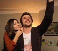 Turkish Women Beautiful, Turkish Beauty, Cute Love Couple, Beautiful Couple, Cute Couples Goals, Couple Goals, Selfies, Western Girl, Girly Pictures