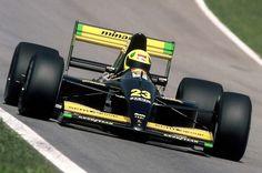 Christian Fittipaldi, Minardi-Lamborghini M192, 1992 Brasilian Grand Prix, Interlagos