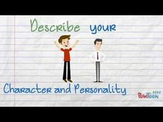 How to Describe Your Personality in English - YouTube