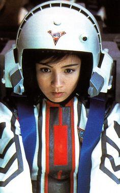 Yoshimoto Takami (吉本多香美) 1971-, Japanese Actress, 黒部進(父)
